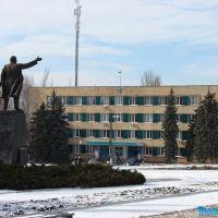 Горисполком (Амвросиевка, Украина), Амвросиевка