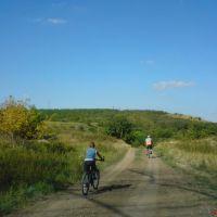 Дорога в карьер, Амвросиевка