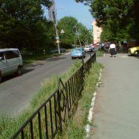 улица Матвиенко (Центр), Амвросиевка
