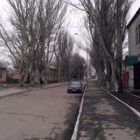 ул. Ленина, Амвросиевка