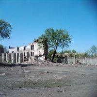 Остатки здания, Артемово