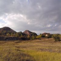 Терриконы старой Южной, Артемово