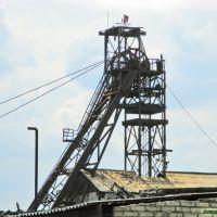 """Копер шахты """"Новая"""", Артемово"""