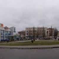 торговая площадь, Артемовск