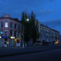 ул. Советская, новый торговый комплекс, Артемовск