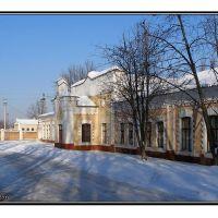 южный ж.д. вокзал, Артемовск
