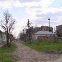 перекресток улиц Благовещенской и 2-й Совнаркома, Артемовск
