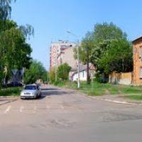 перекресток Советской и Бахмутской, Артемовск
