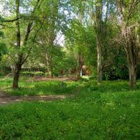 парк у ДК Машиностроитель, Артемовск