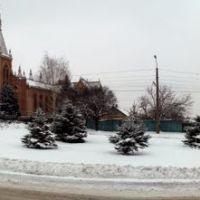 Дом молитвы церкви евангелистских христиан-баптистов, Артемовск