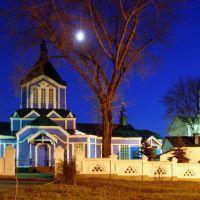 свято-николаевский храм, Артемовск