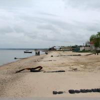 Пляж в пасмурный день, Безыменное