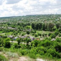 Вид на город, Беленькое