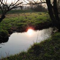 Рассвет возле Белянки, Беленькое