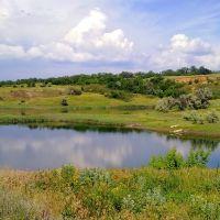 озеро, Благодатное