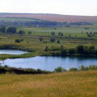 пресные озера, Благодатное