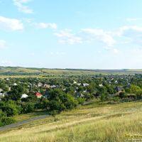 landscape Bylbasivka, Былбасовка