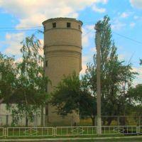 водонапорная башня, Великая Новоселка