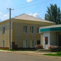 бывшая гостинница, Великая Новоселка