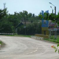 мост на р.Кашлагач, Великая Новоселка