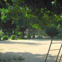 детская площадка, Великая Новоселка