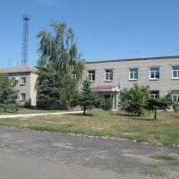 военкомат, Великая Новоселка