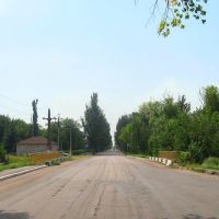 мост на 9-й квартал, Великая Новоселка