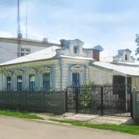старинный греческий дом, Великая Новоселка