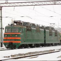 электровоз вл80, Войковский