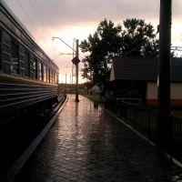 Вокзал Волновахи, Волноваха