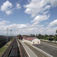 пассажирские платформы, Волноваха