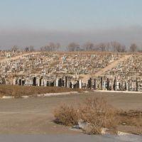 Кладбище, Володарское
