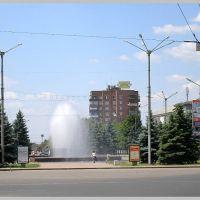 площадь Победы, Горловка