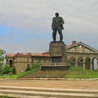 Шахтёр Изотов, Горловка