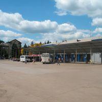 Автовокзал Горловка, Горловка
