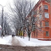 По проспекту Победы, Горловка