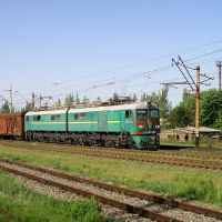 ВЛ8М-1363., Дебальцево