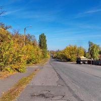 Трасса на Луганск, Дебальцево
