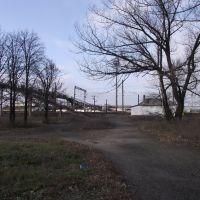 мост через Дебальцево - Сортировочная, Дебальцево