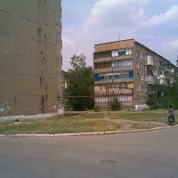 перекресток ул. Терешковой и ул. Лесная, Дзержинск
