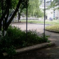 Кайбаш, около Лесной 20, Дзержинск