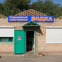 """Фирменный магазин """"Водка"""" на рынке, Дзержинск"""