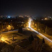 перекресток улиц Дзержинского и 50 лет Октября, Дзержинск