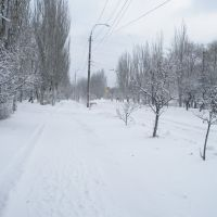 Зима 2011, Дзержинск