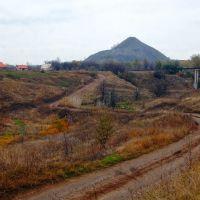Террикон 8-й шахты, Дзержинск