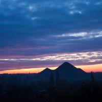 холодное утро, Дзержинск