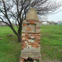 Довоенное кладбище
