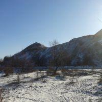 Террикон шахты №8 (Новая), Дзержинск