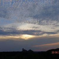 закат, Дзержинск