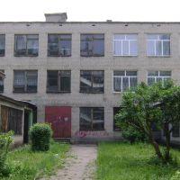 10-я школа - пристройки, Димитров